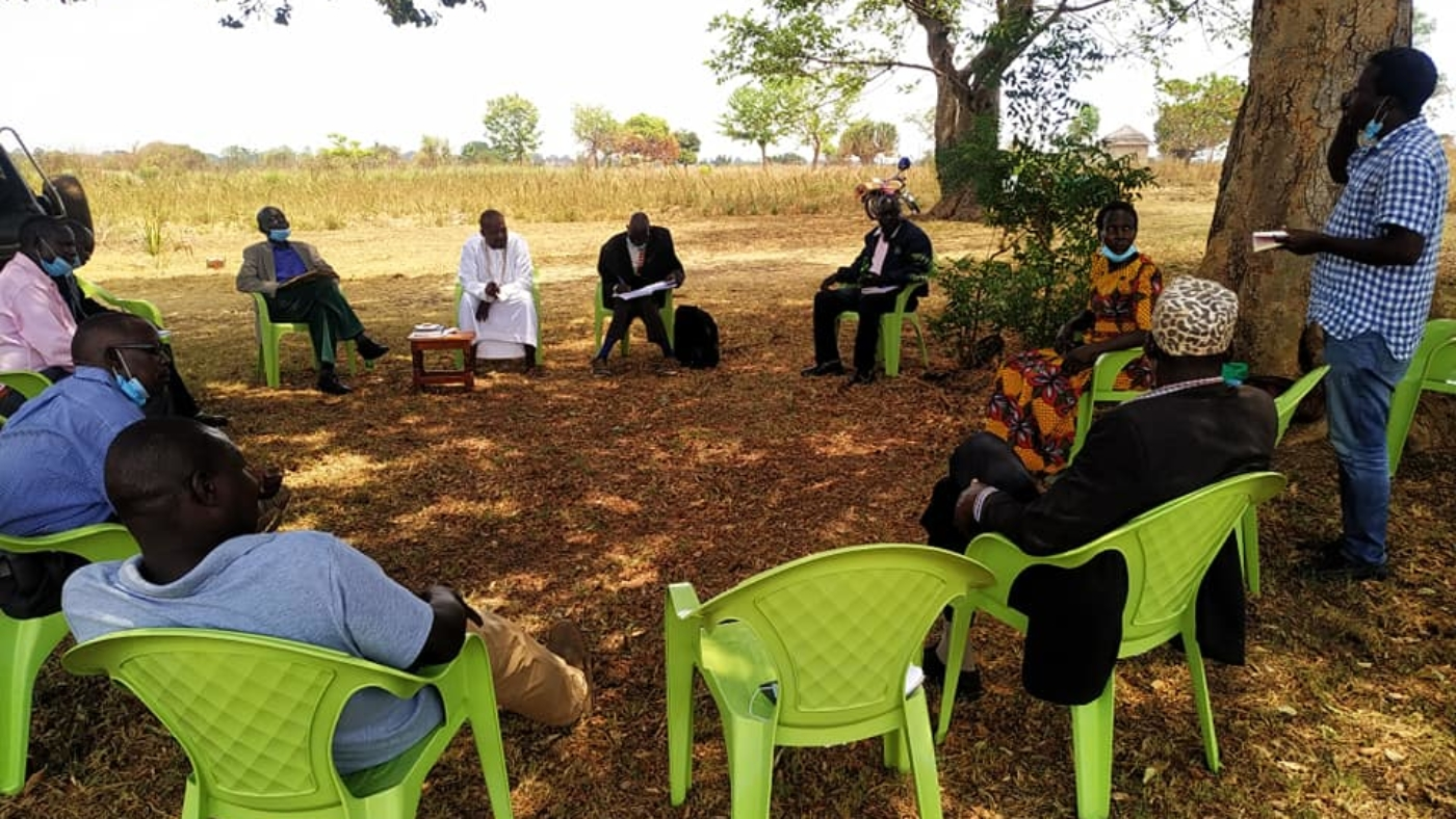 Friends of Zoka engages with cultural leaders in Adjumani district